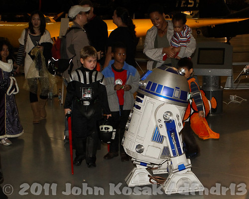 R2-D2 and Friends