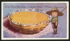 Fleming's Creamoata, 1933