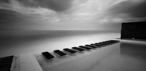 Piano en el mar