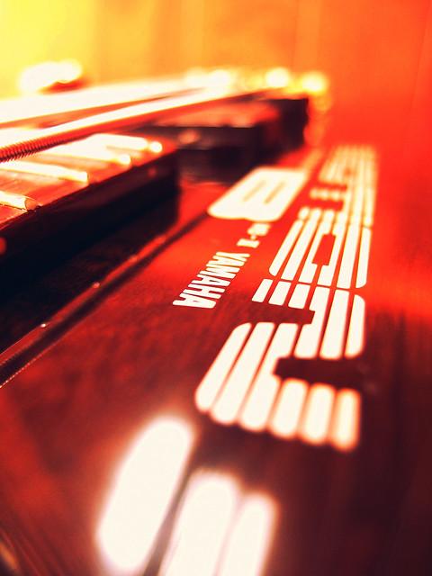 Photo:Yamaha Motion Bass III Super Edition 1987 By Ray Larabie