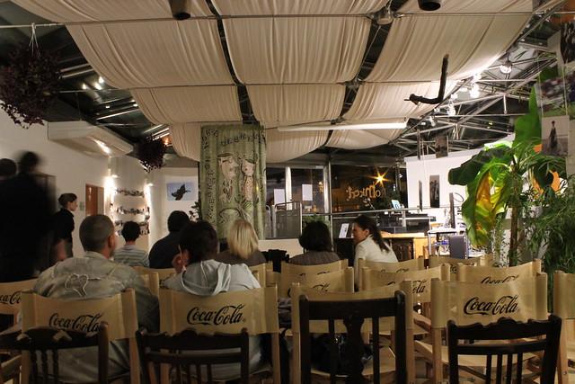 Romkert Kávéház de Debrecen