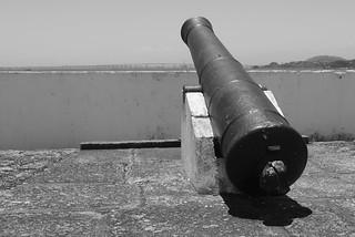 Obraz Fortaleza de Santa Cruz da Barra. lumix niterói ponterioniterói canhão fortalezadesantacruz fortalezadesantacruzdabarra microfourthirds dmcg2