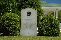 Photo of Black plaque № 19827