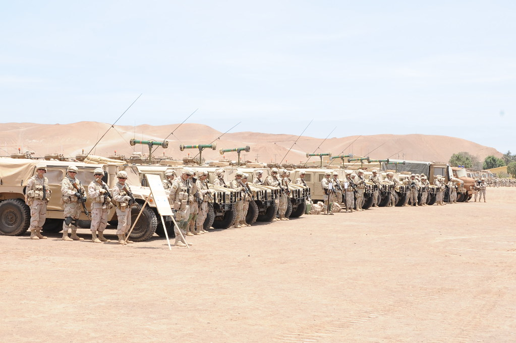 Armée Chilienne / Chile's armed forces / Fuerzas Armadas de Chile - Page 8 6350523025_2e0a4778ac_b