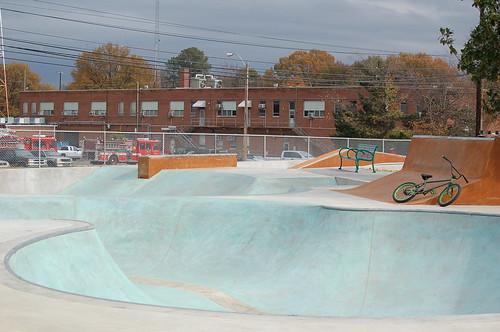 Memphis' First Public Skate Park