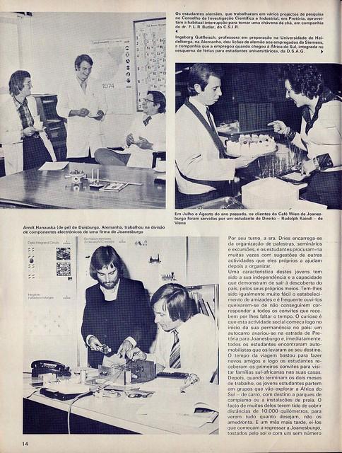 Panorama, nº8, Junho 1975 - 14
