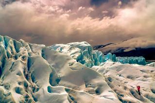 1.- Perito Moreno Glacier