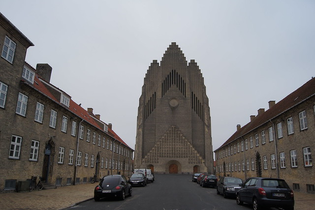 グルンドヴィ教会 Grundtvigs Kirke