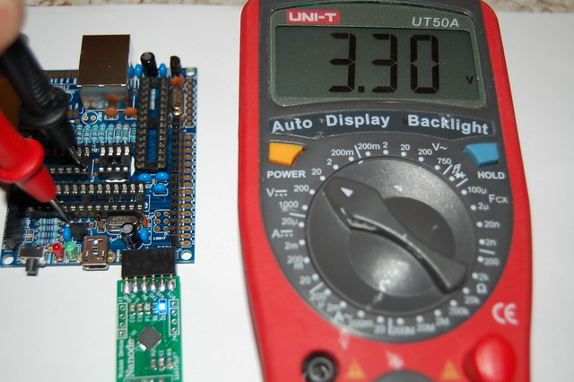 BA1 - Step 23 - Voltage Check 2