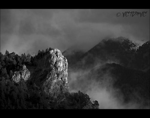 voyage viaje bw sun white mountain black ski sol station montagne landscape nikon noiretblanc monocromatic estacion pal paysage andorra esqui andorre d90 principadodeandorra principatdandorra olétusfotos dblringexcellence tplringexcellence eltringexcellence