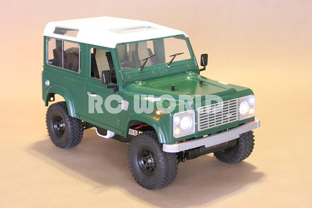 tamiya rc land rover defender 90 flickr photo sharing. Black Bedroom Furniture Sets. Home Design Ideas