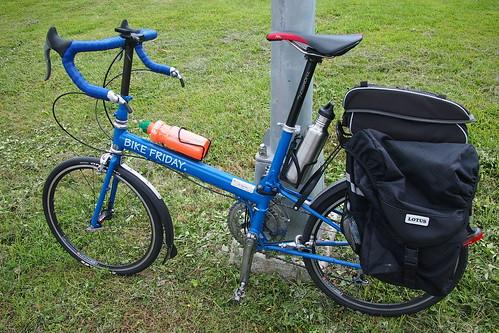 中裝版Bike Friday