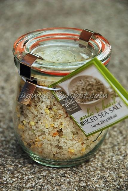 Spiced Sea Salt
