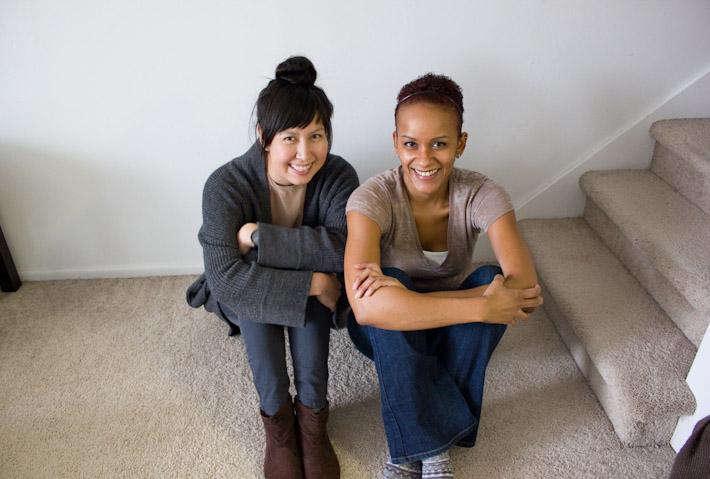 Cousin: Naomi and Teresa.