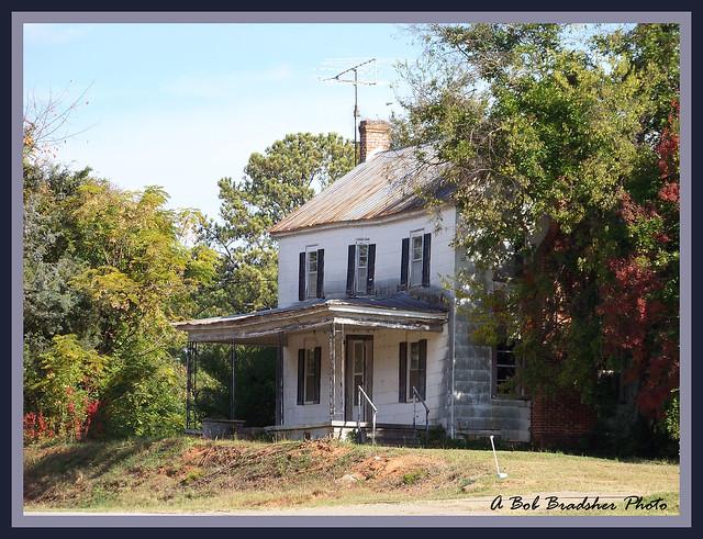 Abandoned House around Augusta GA