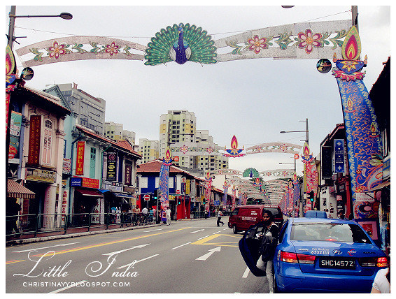 Singapore Day 1: Little India