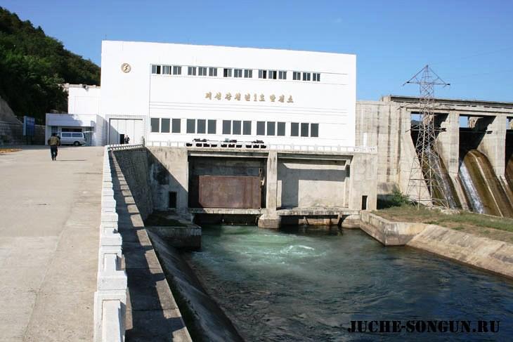К истории электрификации на основе малых и средних ГЭС.  Небольшая фото-экскурсия.