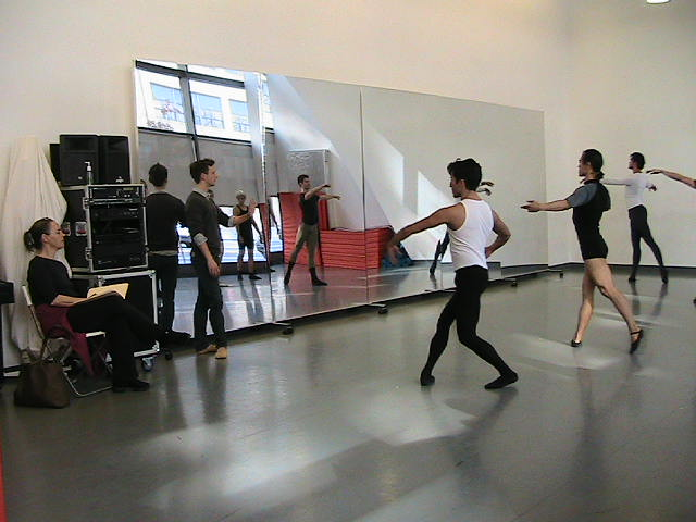 Brooklyn Ballet Auditions 2011-12