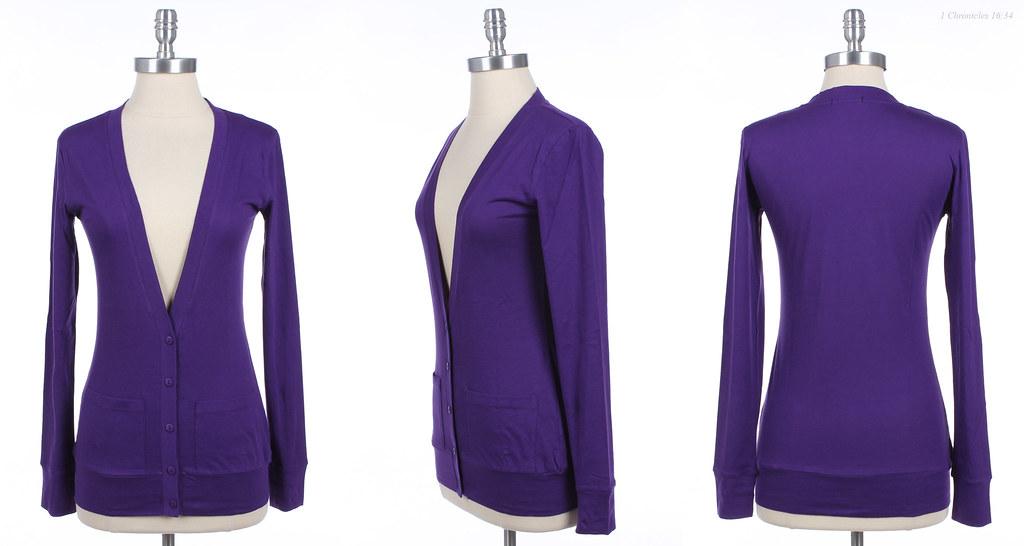 CC0023-31 (100% COTTON) Purple 01- vv