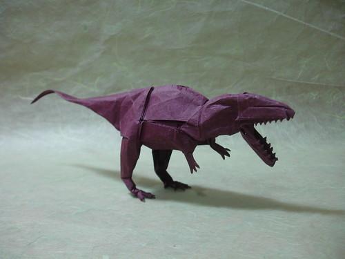 Origamido Giganotosaurus