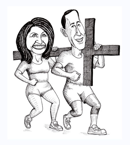 God's Children (Michele Bachmann and Rick Santorum)