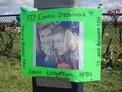 Memorial for Zeke Stepaniak