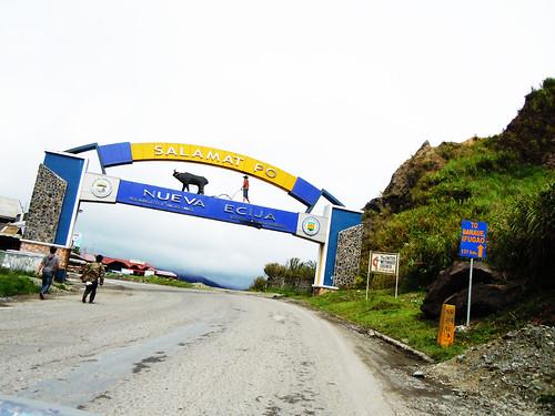 Nueva Ecija/Vizcaya Boundary