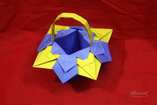 Origami Busket