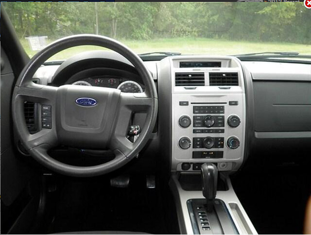 2008 ford escape interior replacement parts for Ford interior replacement parts