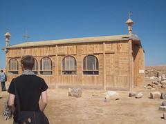 Modern Church at Abu Mena
