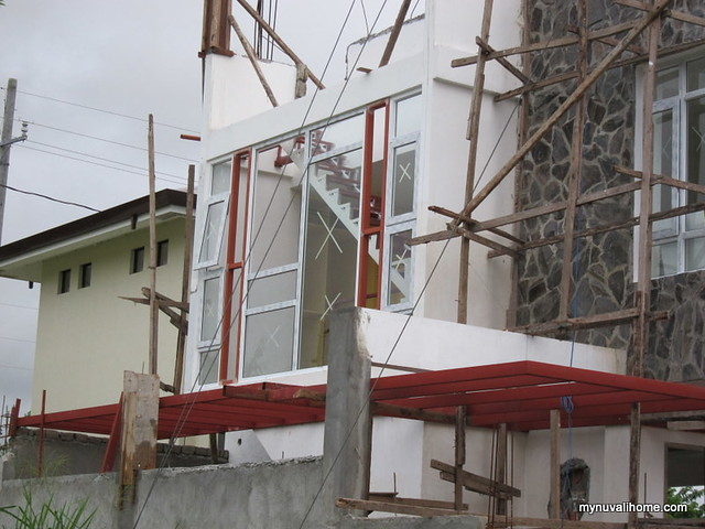 My Nuvali Home construction 22Mar12