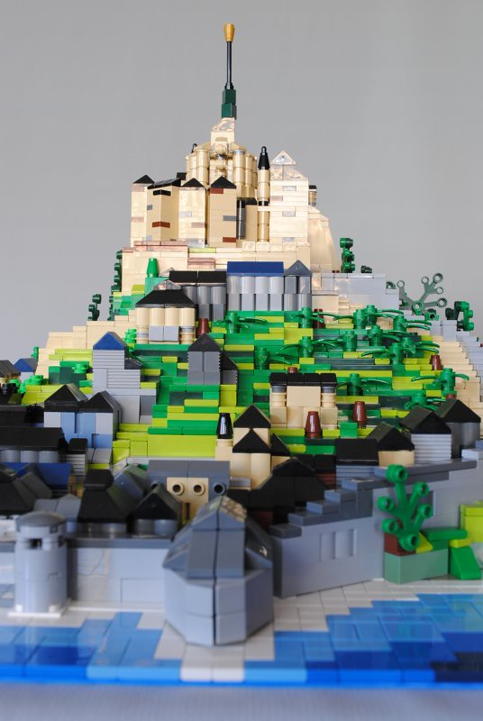 LEGO microcity