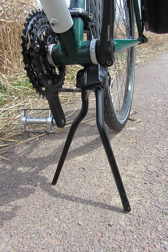 Pletscher Twin Kickstand