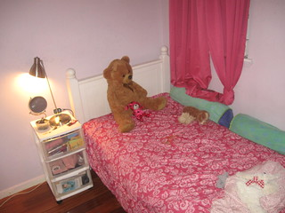 Salina's bedroom