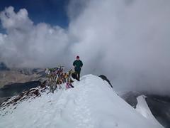 Ladakh: Stok Kangri 6123 metres