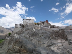 Ladakh: Spitok and Phyang