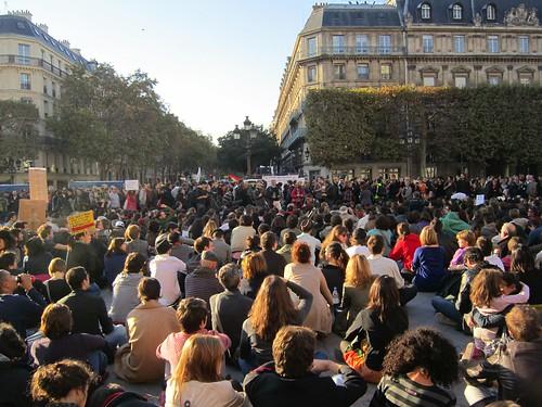 Asamblea 15O Paris