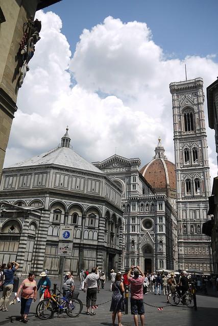 Duomo Cattedrale Di S. Maria Del Fiore 聖母百花大教堂