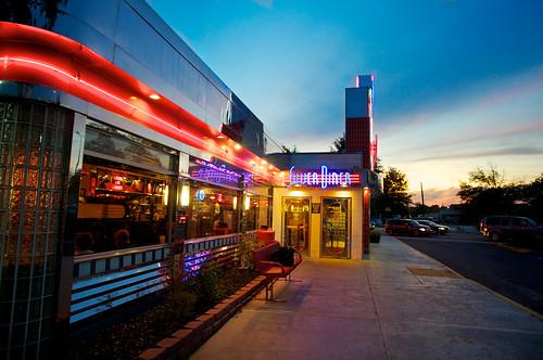 sunset alex night silver nikon neon diner d300s thechallengefactory erkiletian
