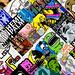 Digital collage by !yfmoc