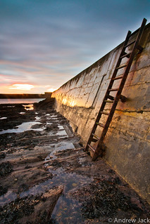 St. Monans Ladder - Explored!