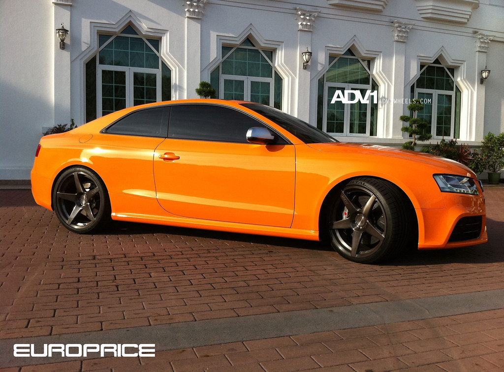 CampioniShop x ADV.1 wheels - AudiWorld Forums