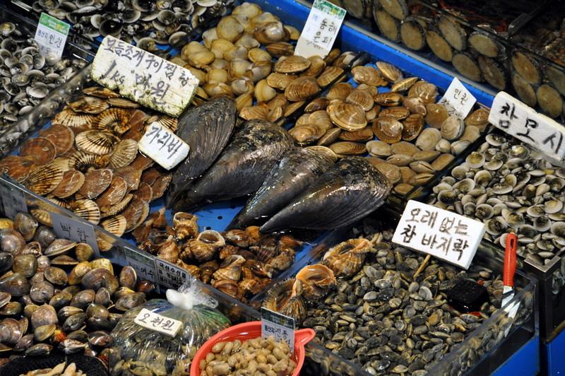Noryangjin Seafood Market