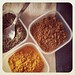 Making Lentil Curry - via Insta.gram