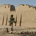 Medinet Habu in Luxor, Egypt