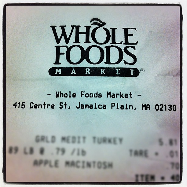 Whole Foods Jamaica Plain Ma
