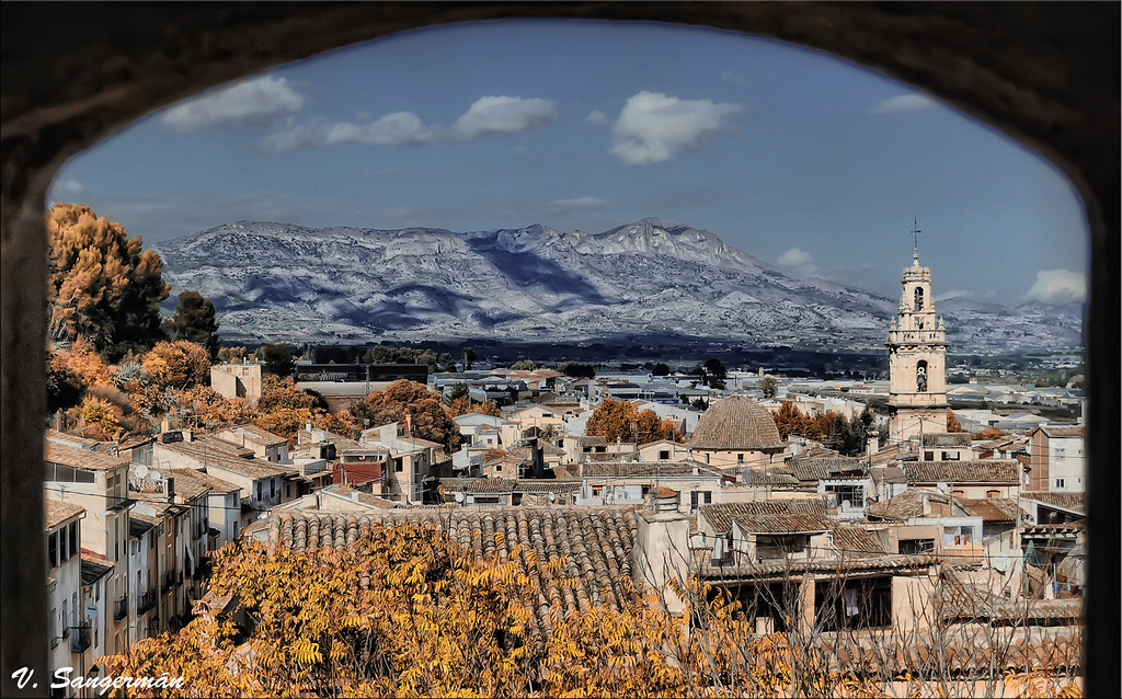 Discover the most beautiful villages towns cities in spain - Cocentaina espana ...