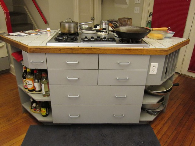 Kitchen Island With Cooktop Electric ~ Img island with kitchenaid gas cooktop electric