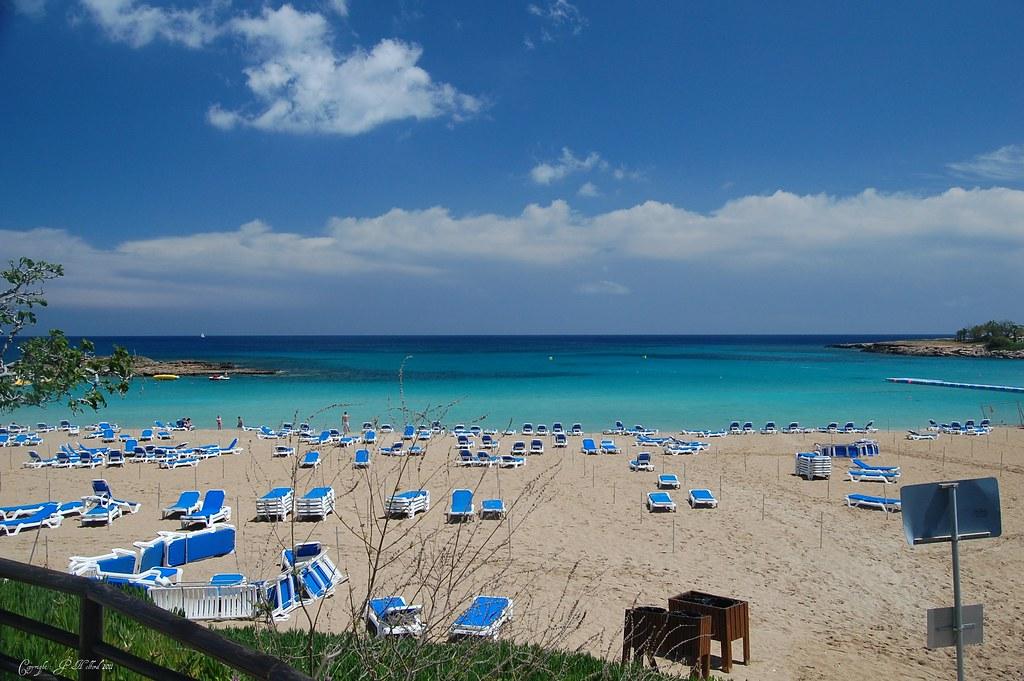 протарас кипр фото пляжи