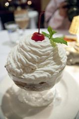 Morton's Legendary Sundae, Morton's The Steakhouse, San Francisco